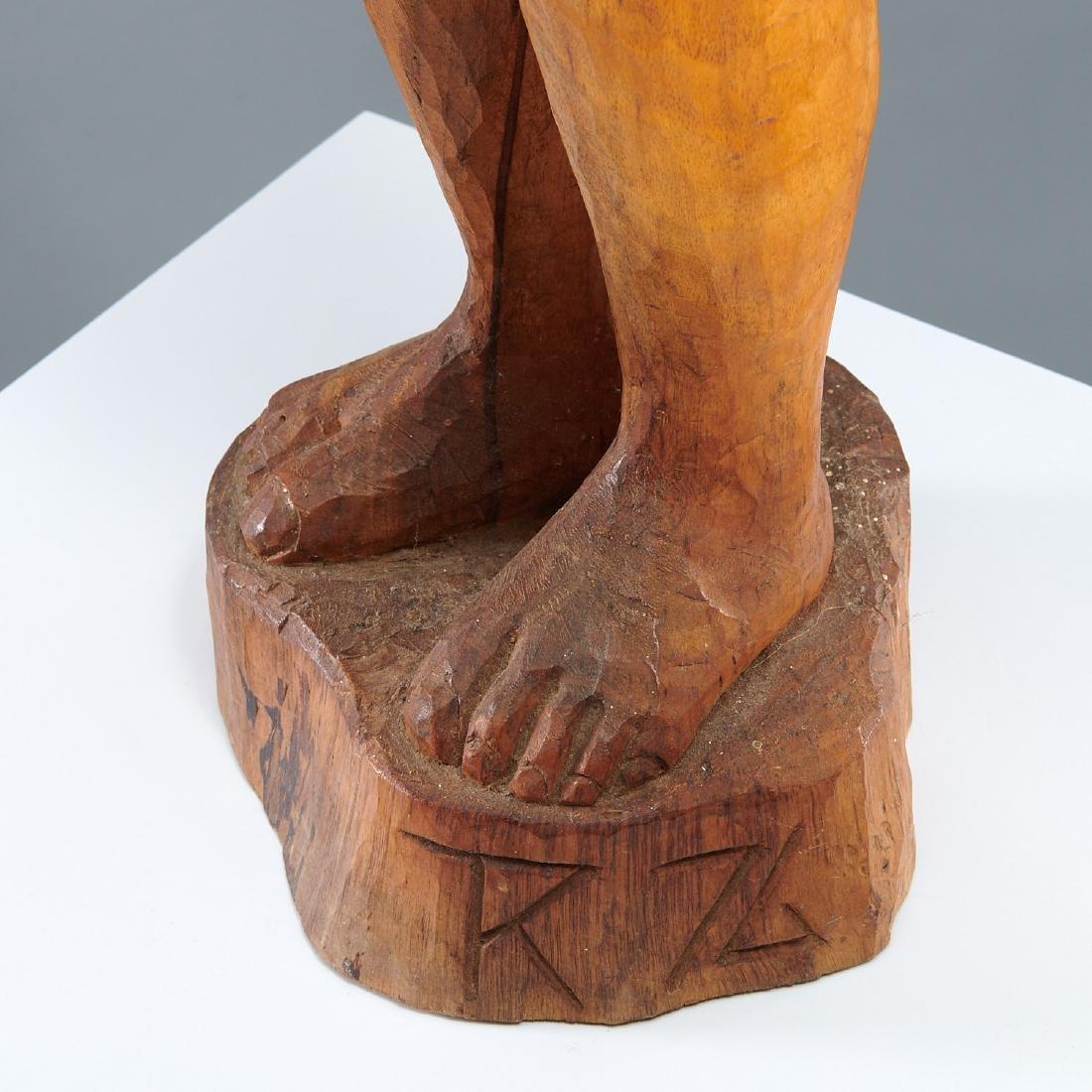 Kresimir Trumbetas, (3) sculptures - 4