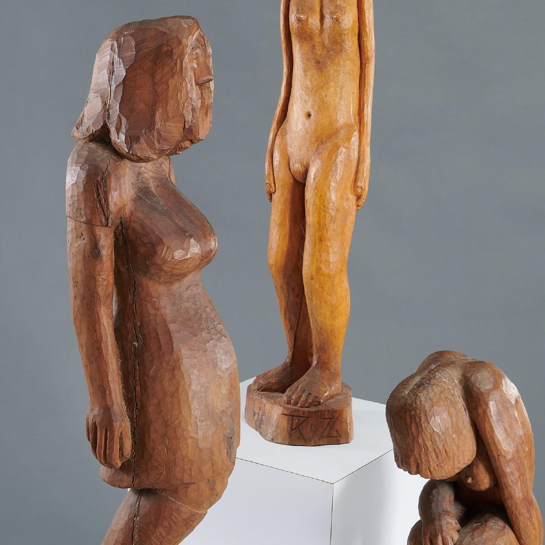 Kresimir Trumbetas, (3) sculptures - 5