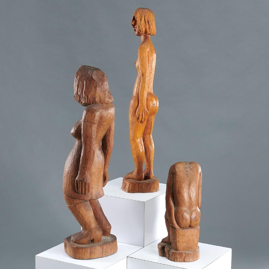 Kresimir Trumbetas, (3) sculptures - 6