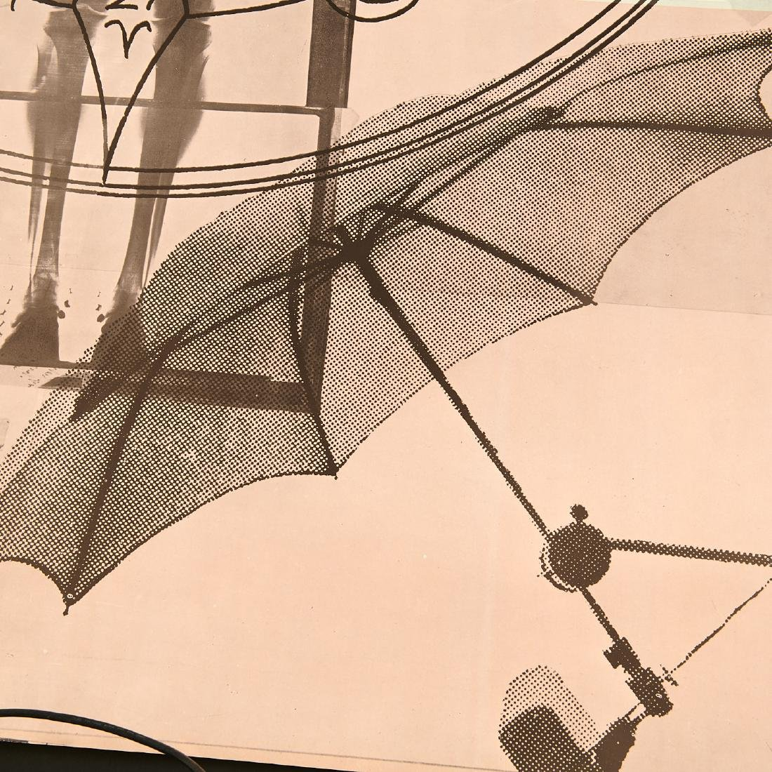 Robert Rauschenberg, triptych print - 5