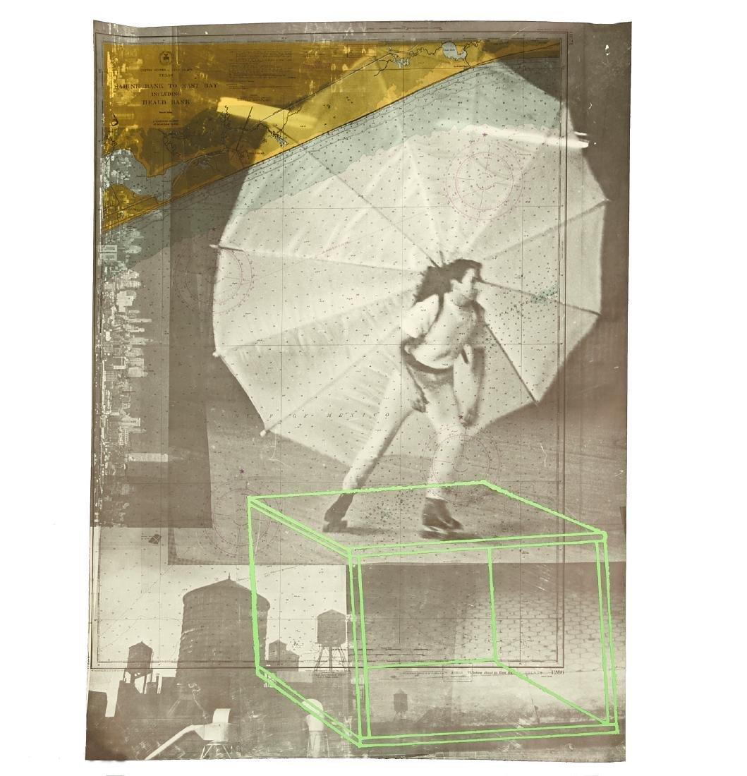 Robert Rauschenberg, triptych print - 4