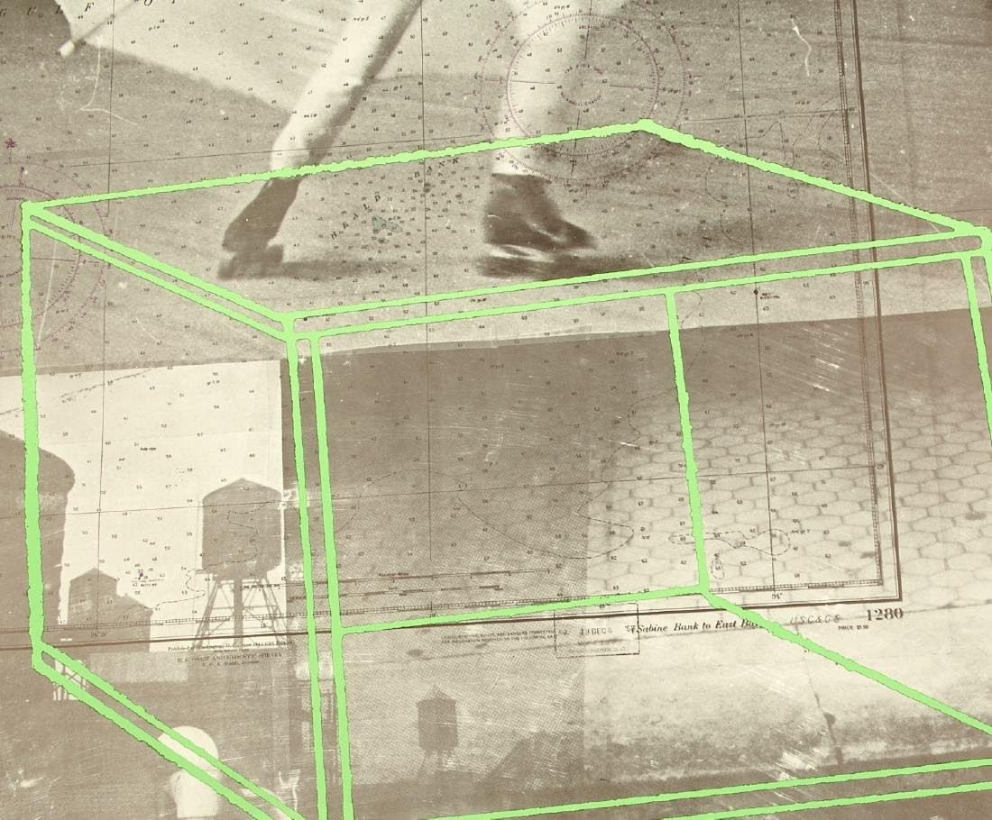 Robert Rauschenberg, triptych print - 8