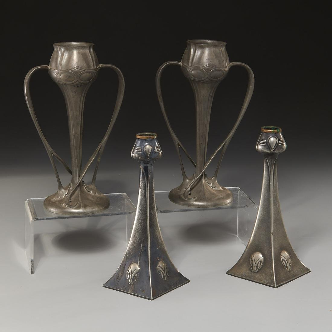 Archibald Knox and WMF Art Nouveau tablewares
