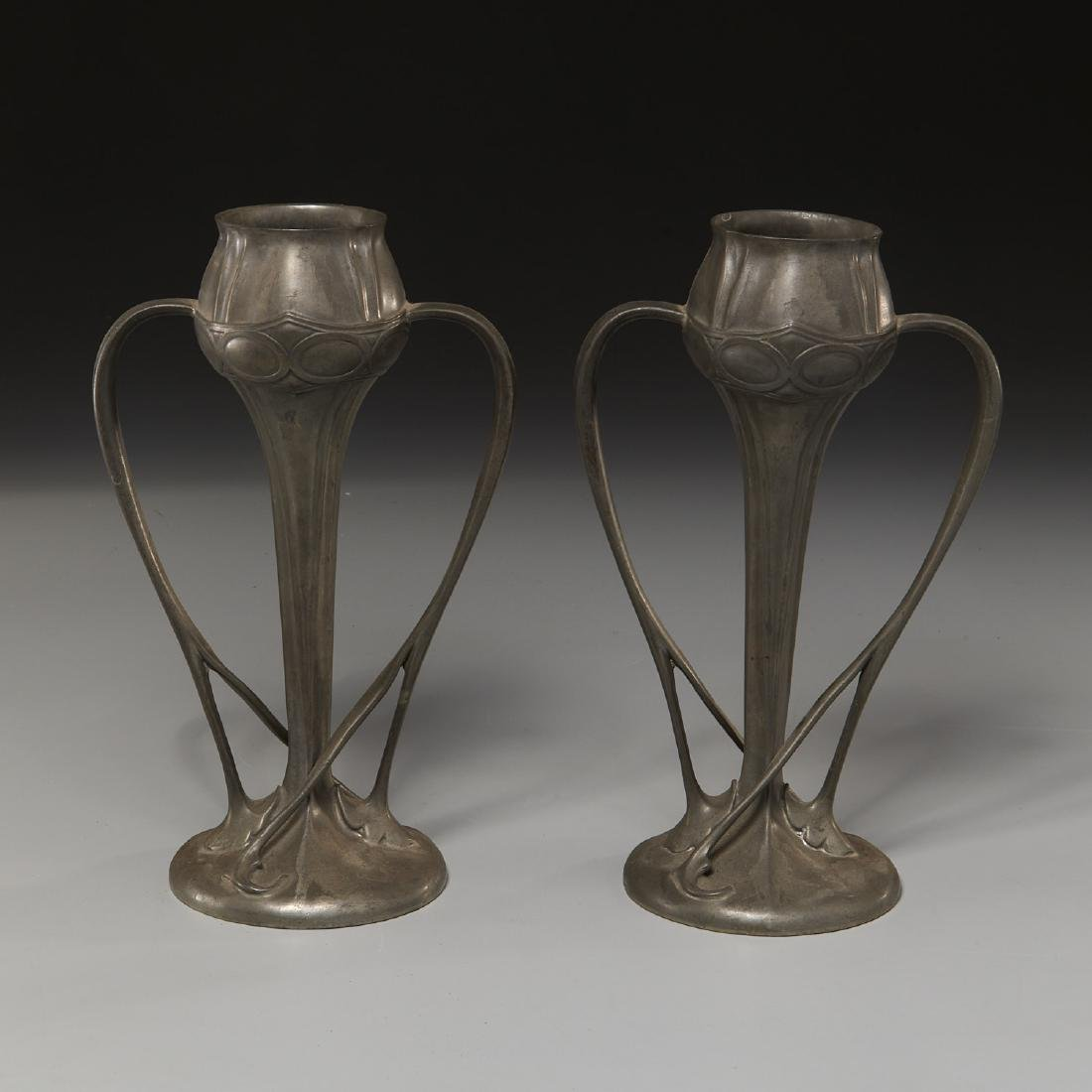 Archibald Knox and WMF Art Nouveau tablewares - 7