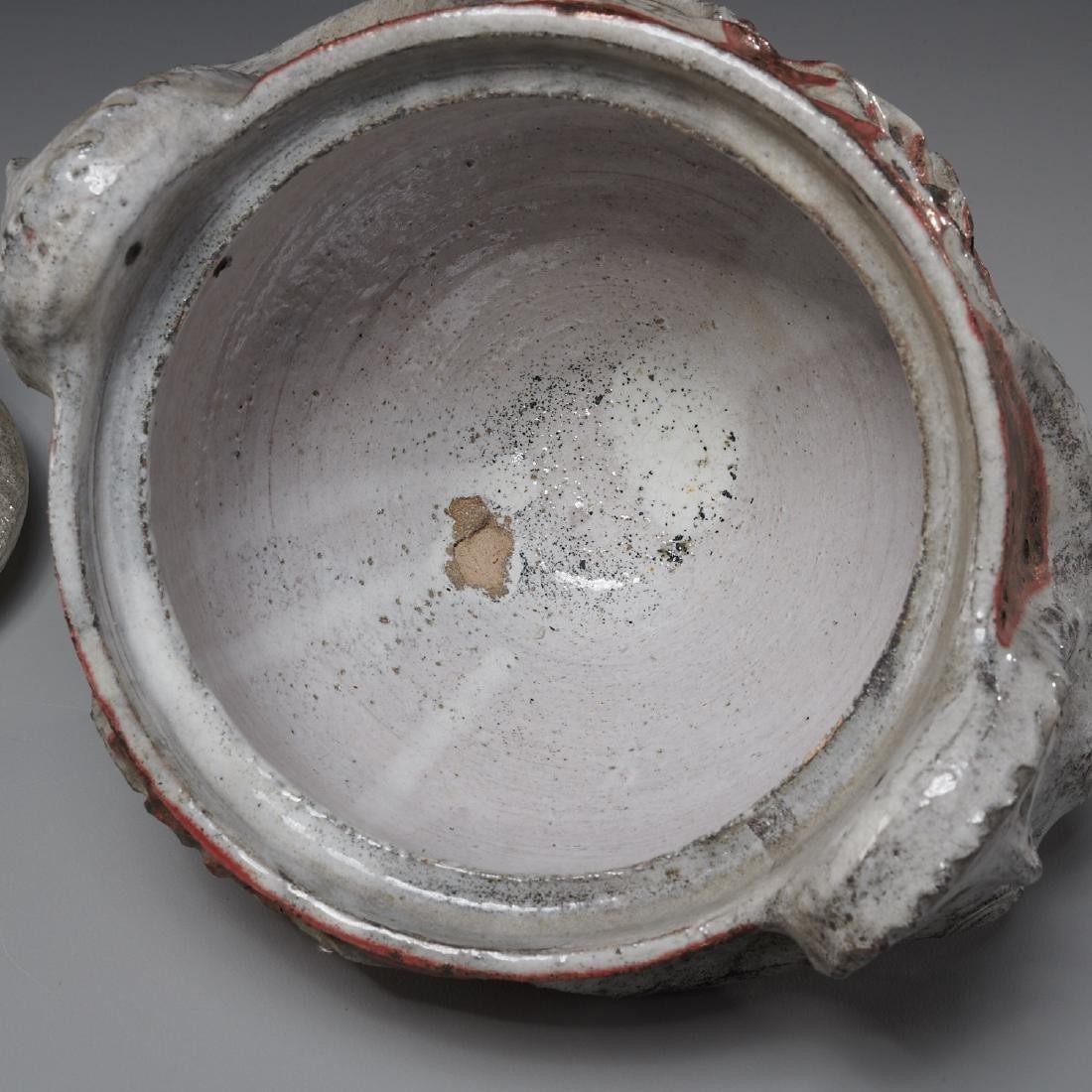 Jean Derval, lidded vessel - 4