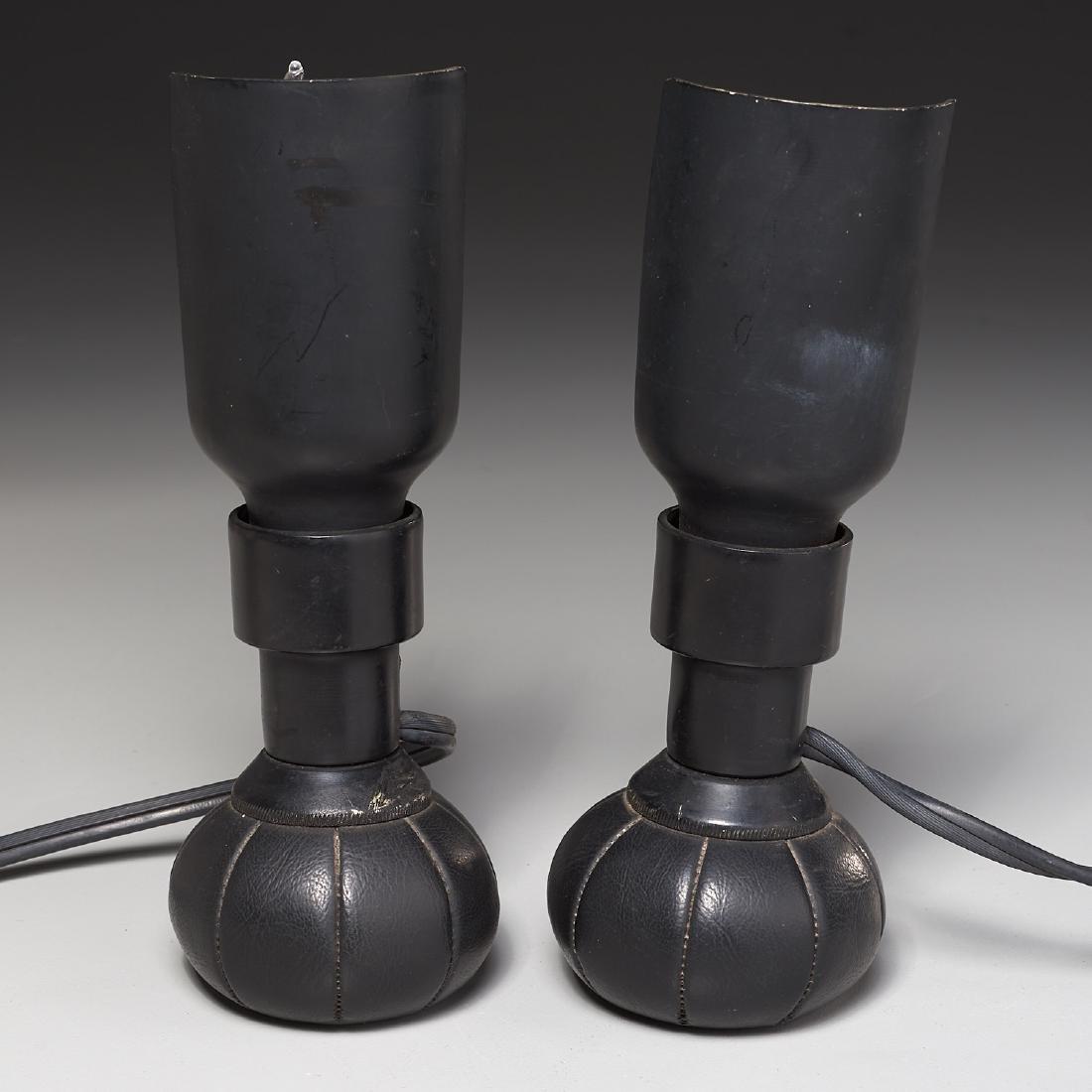 Pair Gino Sarfatti table lamps - 6