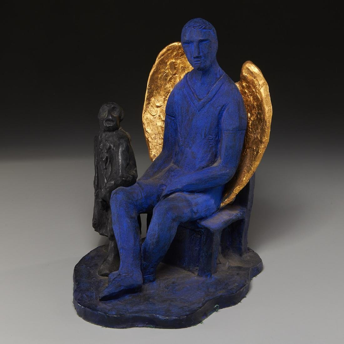 Sandro Chia, sculpture