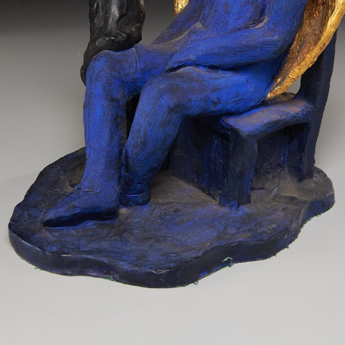 Sandro Chia, sculpture - 4