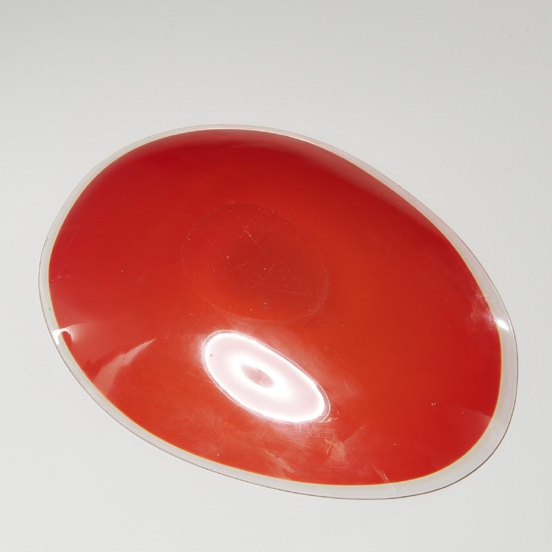 Paolo Venini small Inciso dish - 4