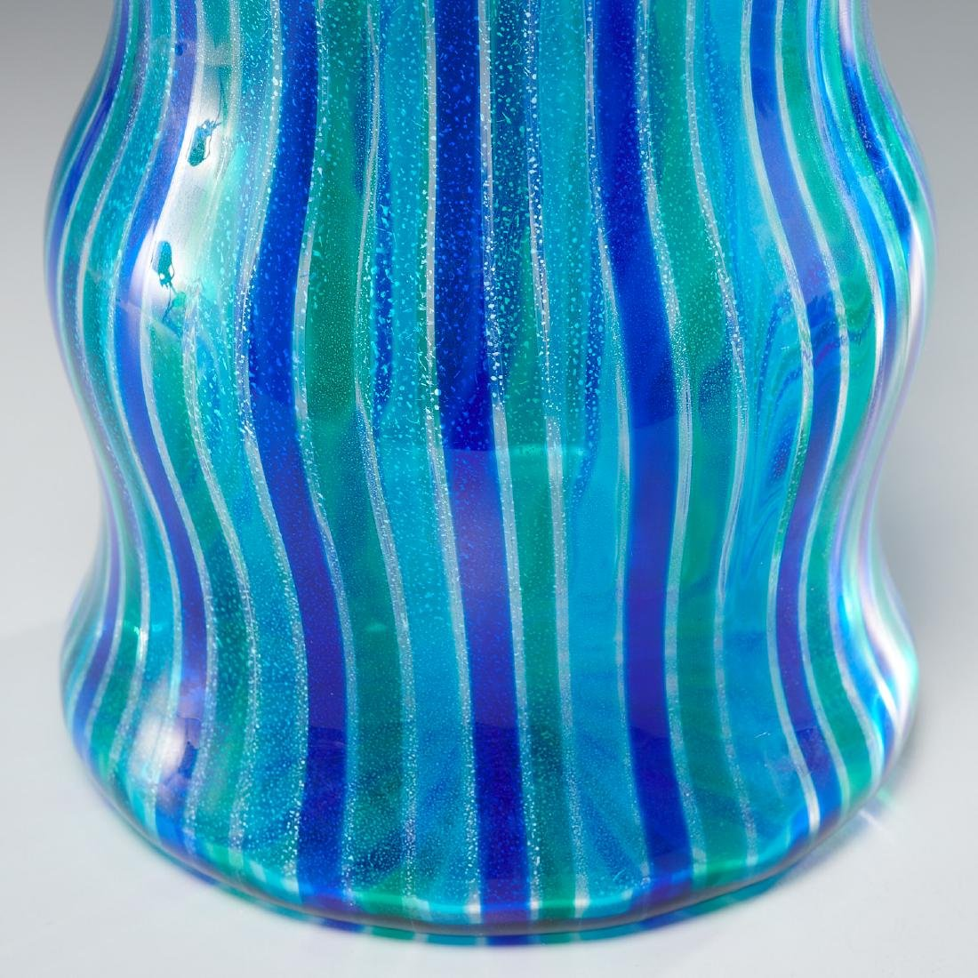 Alessandro Mendini 'Arado' vase for Venini - 3