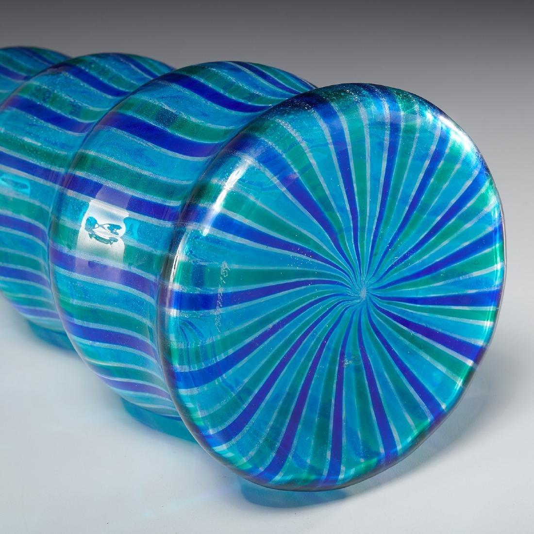Alessandro Mendini 'Arado' vase for Venini - 4