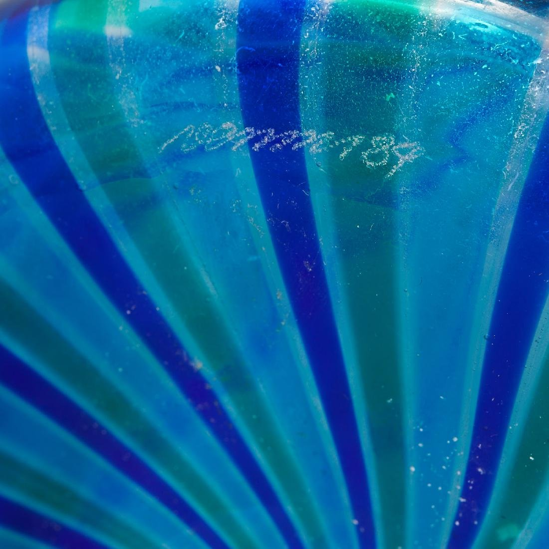 Alessandro Mendini 'Arado' vase for Venini - 5