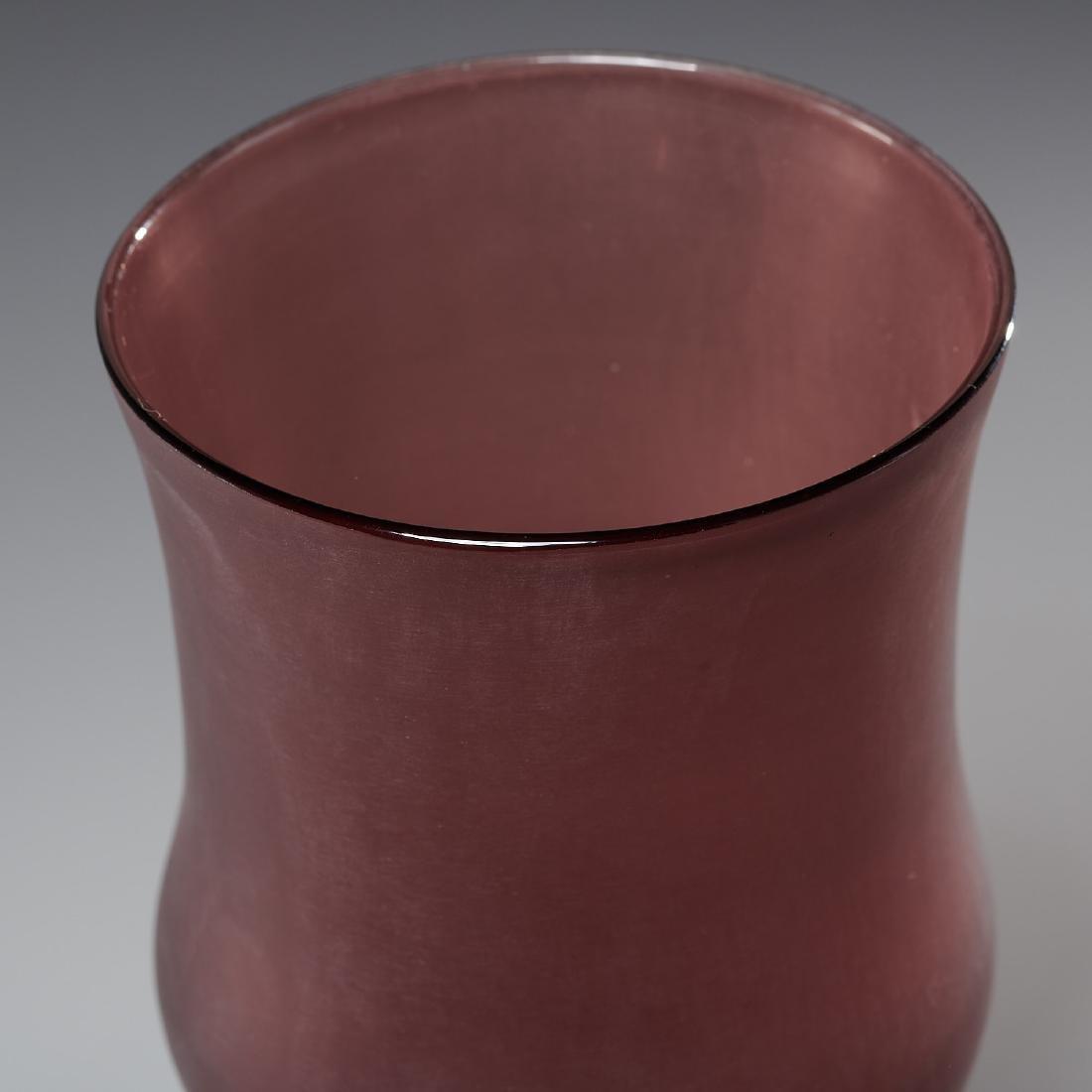 Paolo Venini Inciso vase - 2
