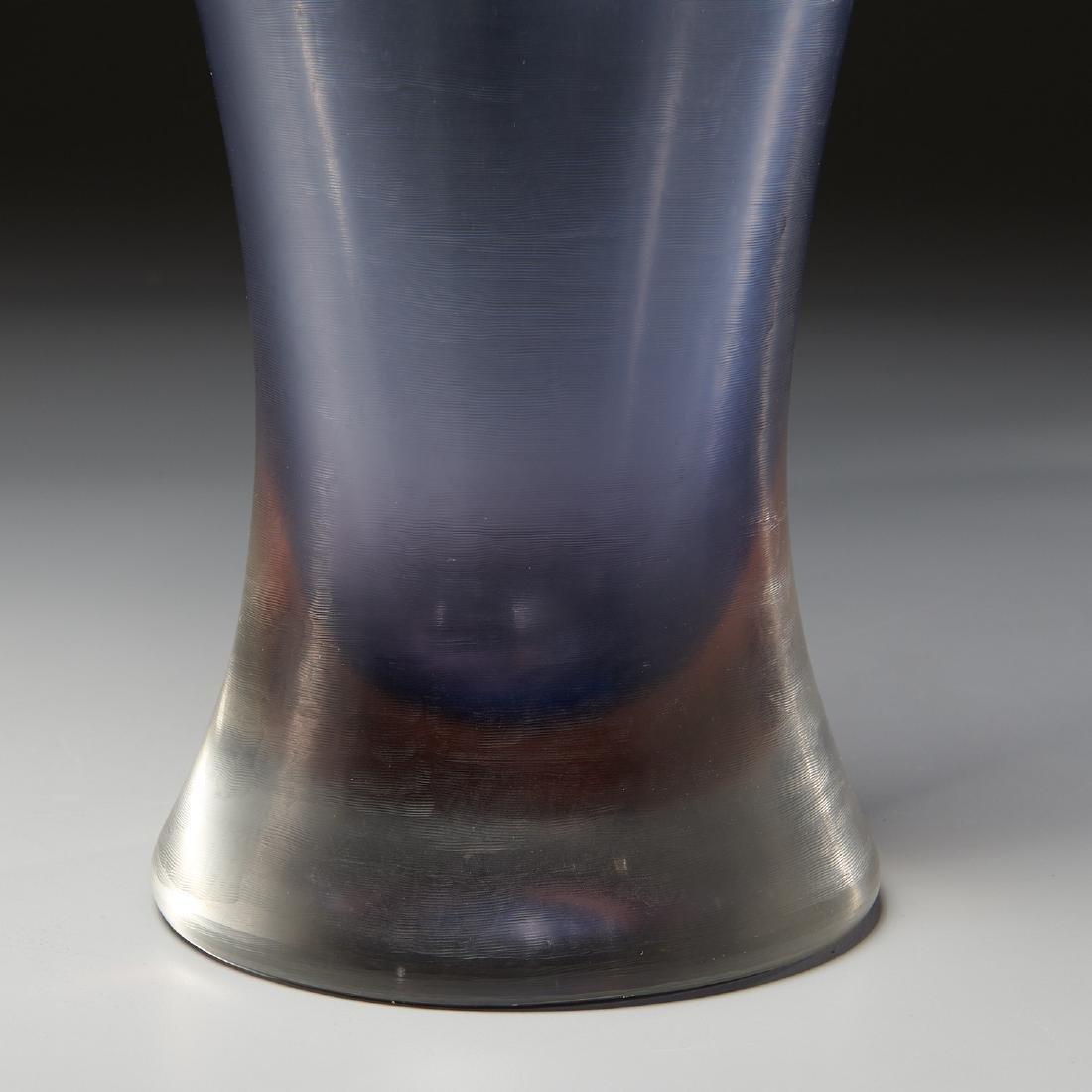 Paolo Venini monumental Inciso vase - 2
