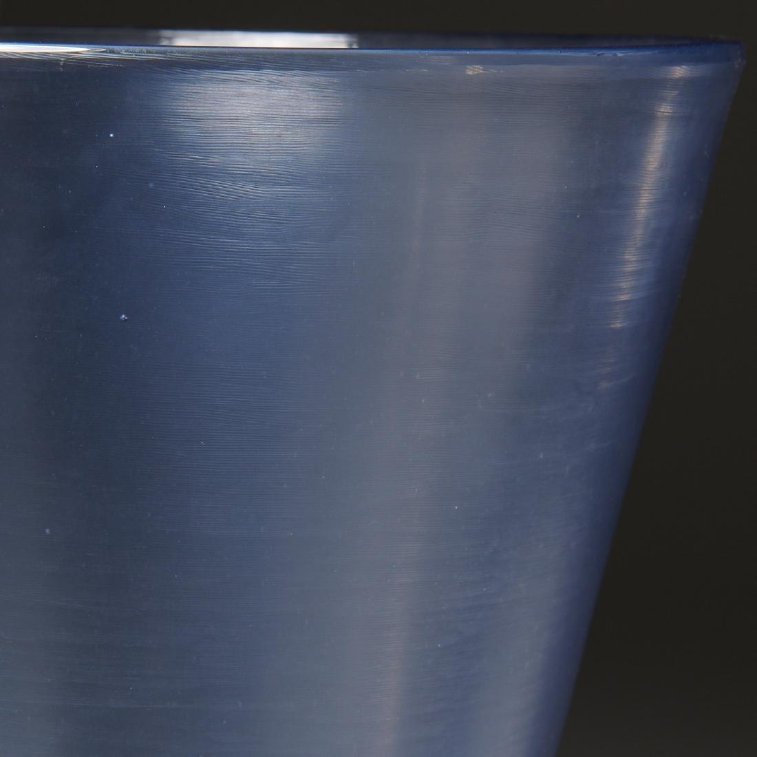 Paolo Venini monumental Inciso vase - 3