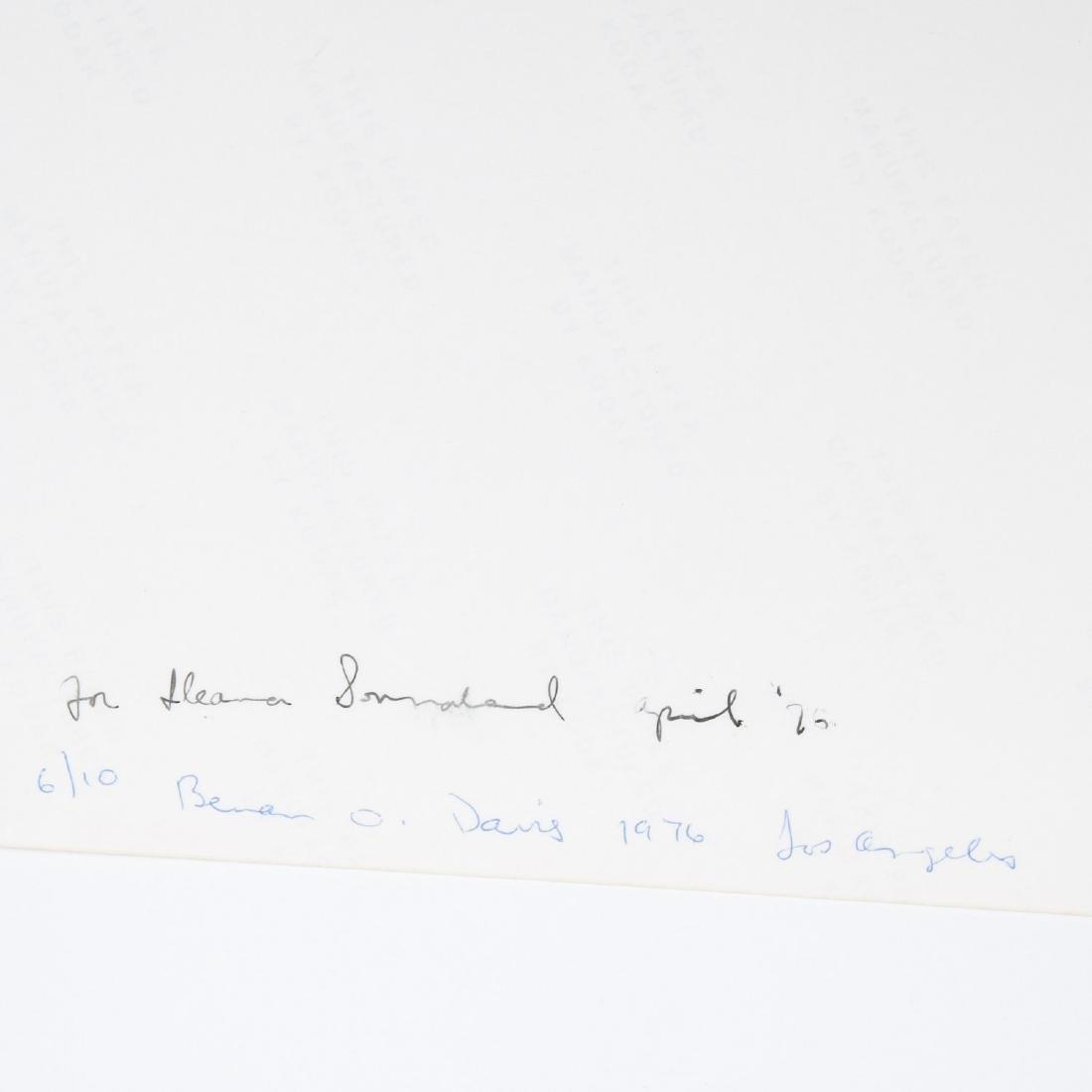 Bevan Davies, photograph - 6