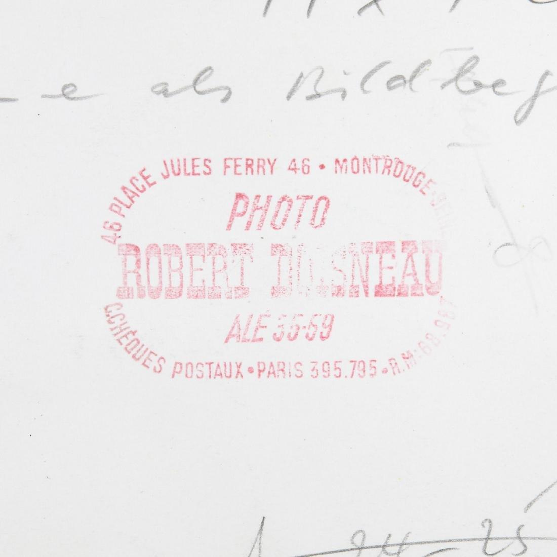 Robert Doisneau, photograph - 6