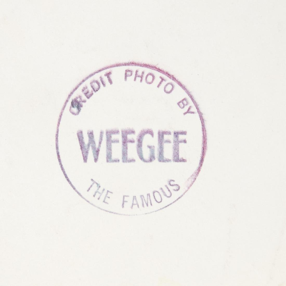 Weegee, photograph - 10