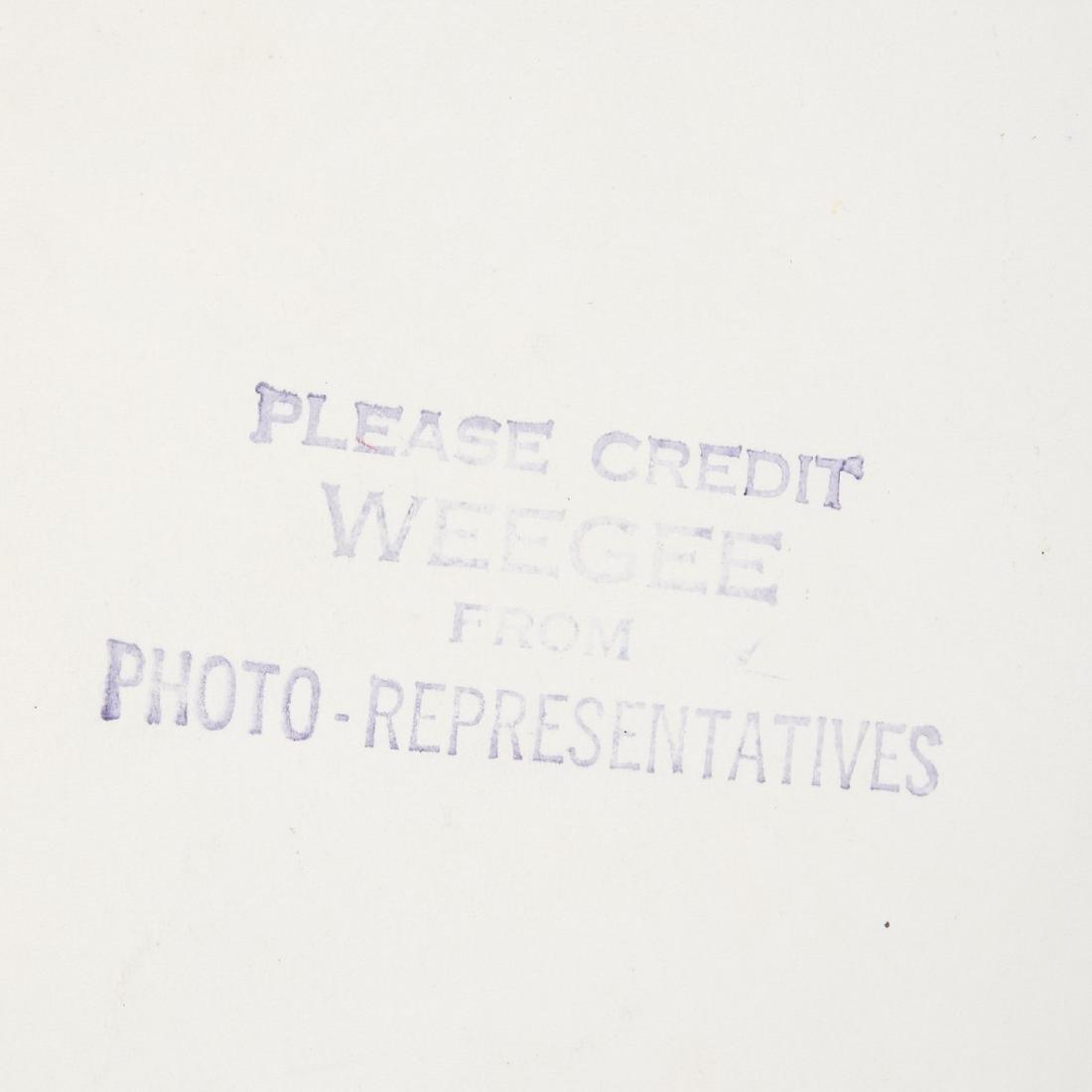 Weegee, photograph - 9