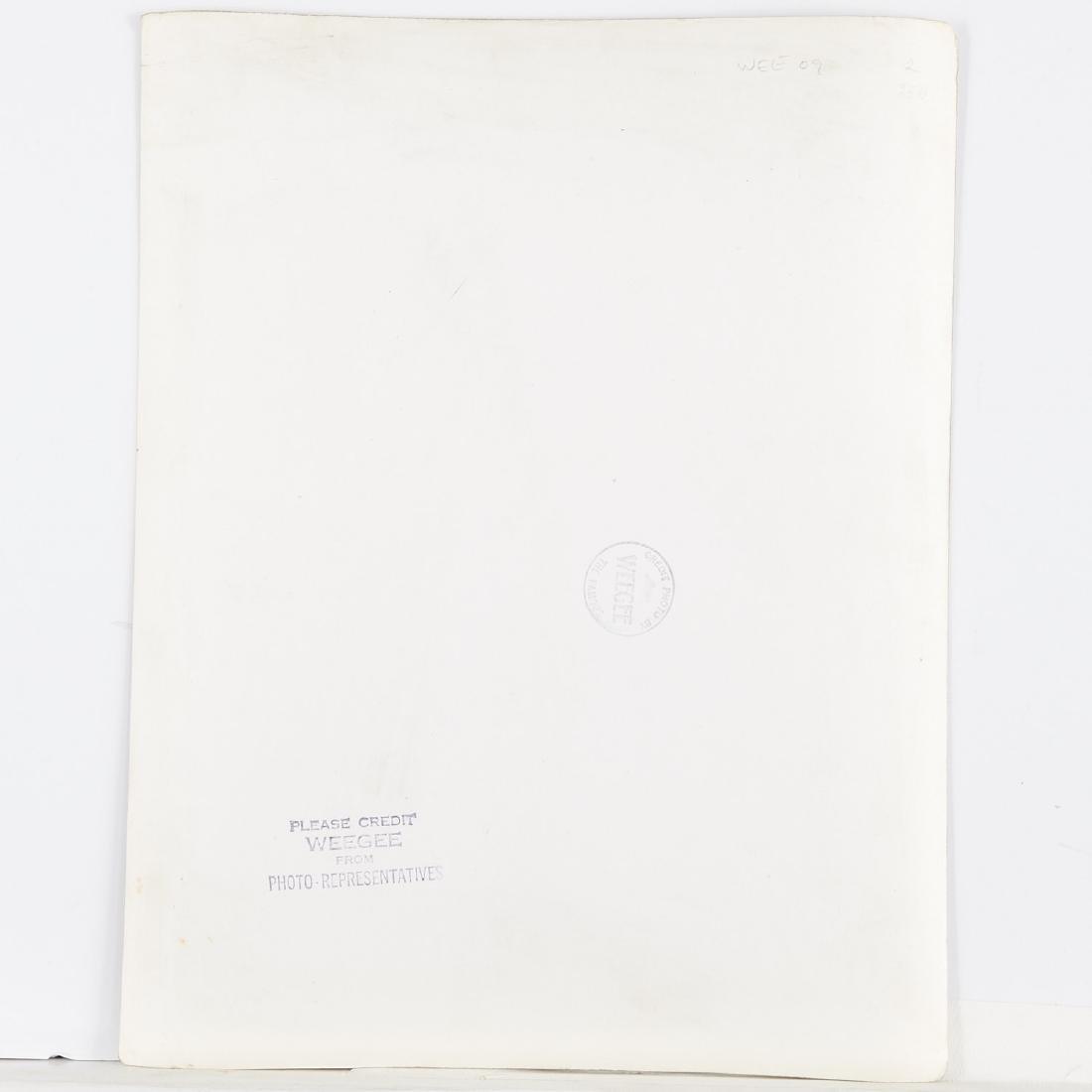 Weegee, photograph - 4