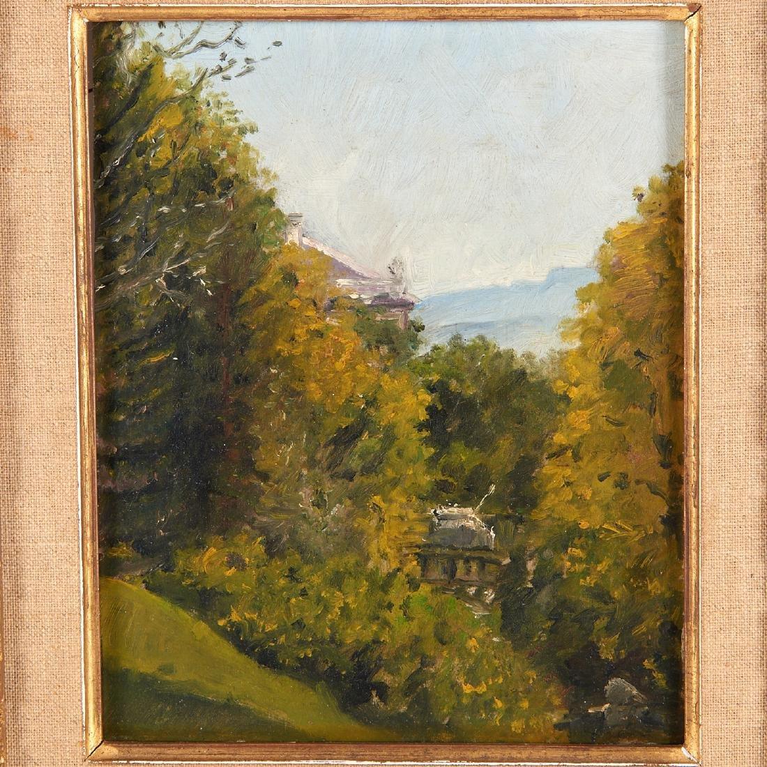 Stanislas Lepine, painting - 2