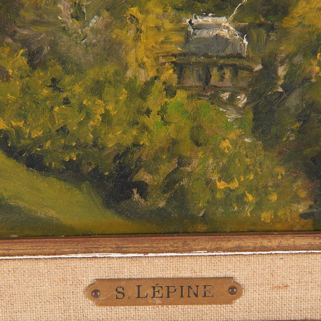 Stanislas Lepine, painting - 3