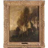 Jean-Baptiste-Camille Corot (attrib.), painting
