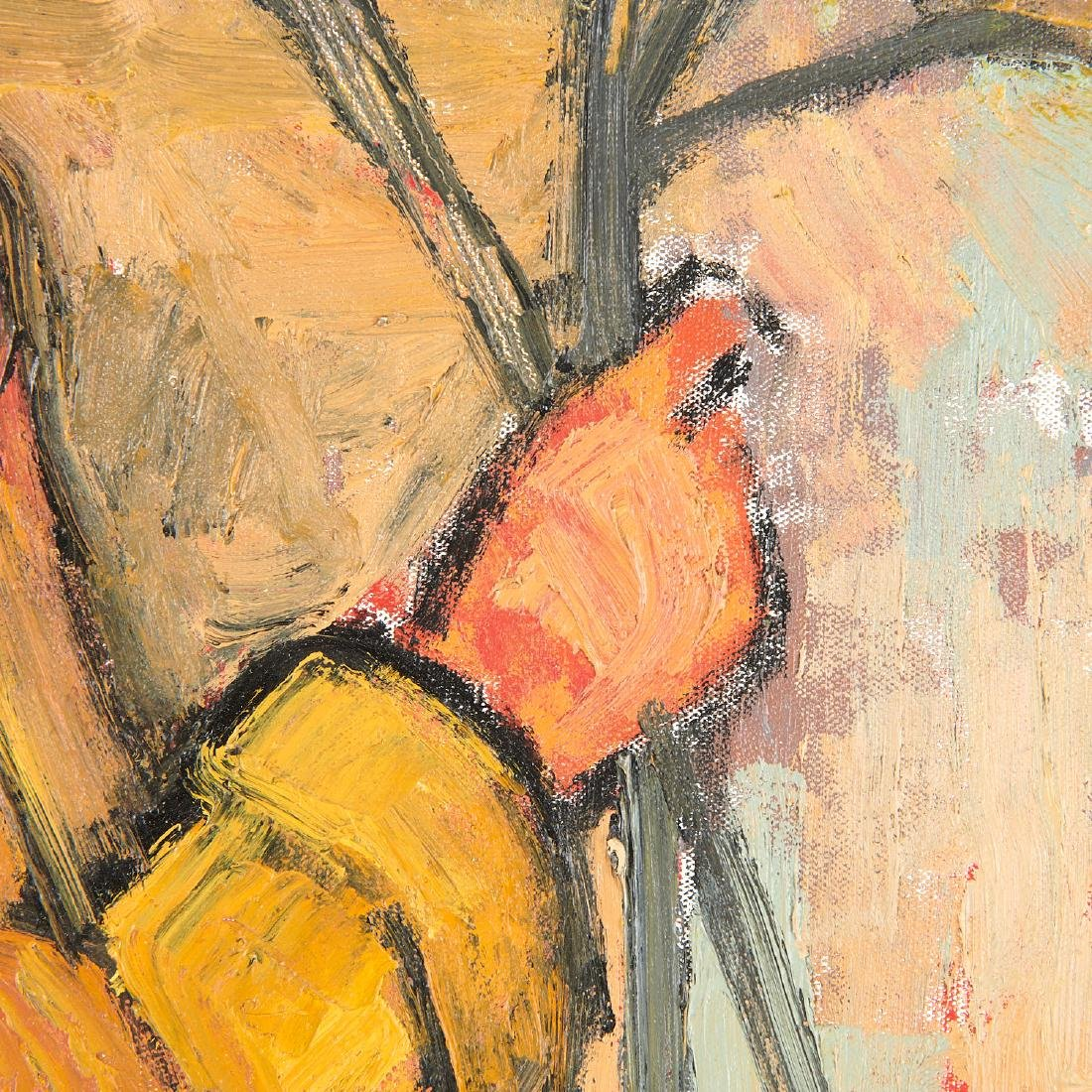 Andre Minaux, painting - 6