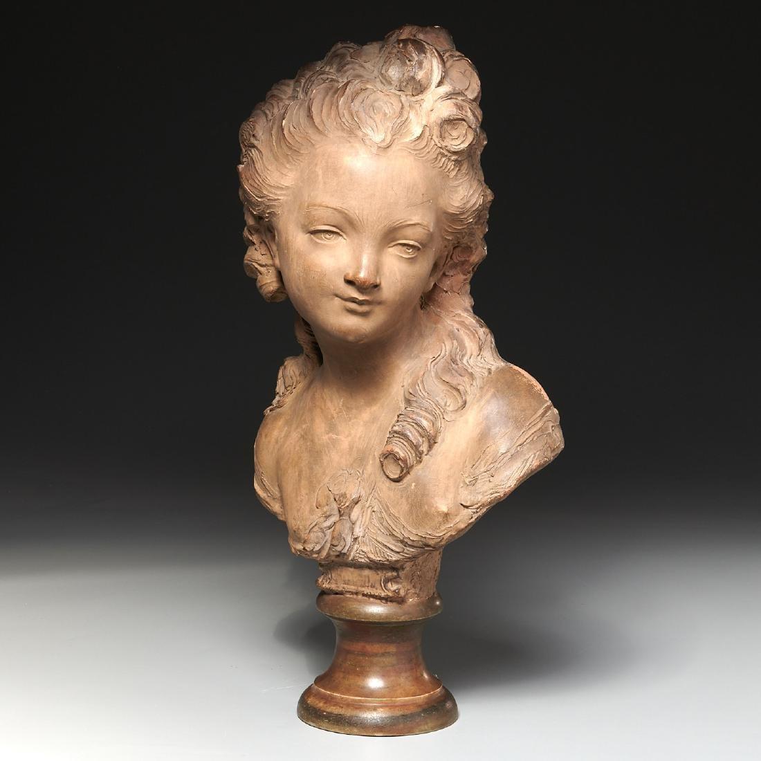 Fernand Cian, bust sculpture