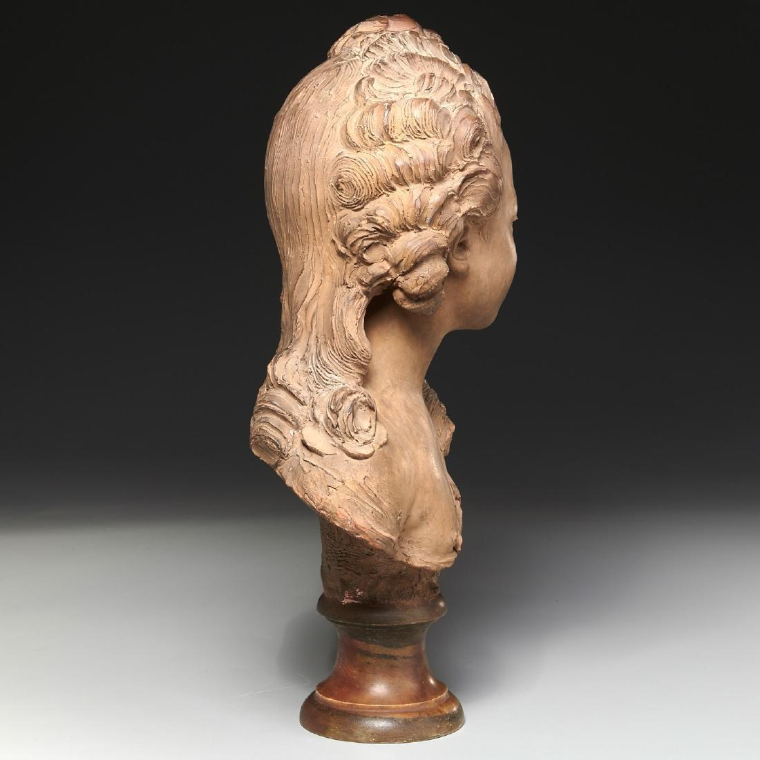 Fernand Cian, bust sculpture - 6