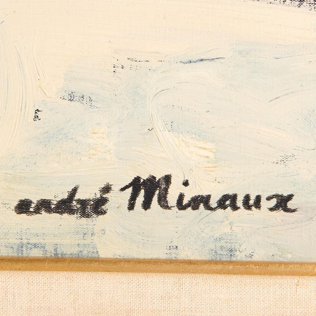 Andre Minaux, painting - 5