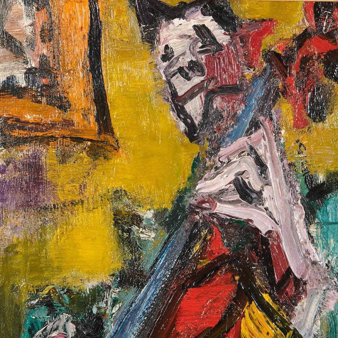 Gen Paul, painting - 3