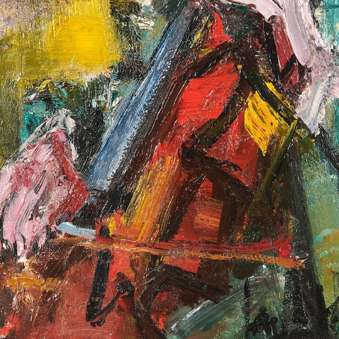Gen Paul, painting - 4
