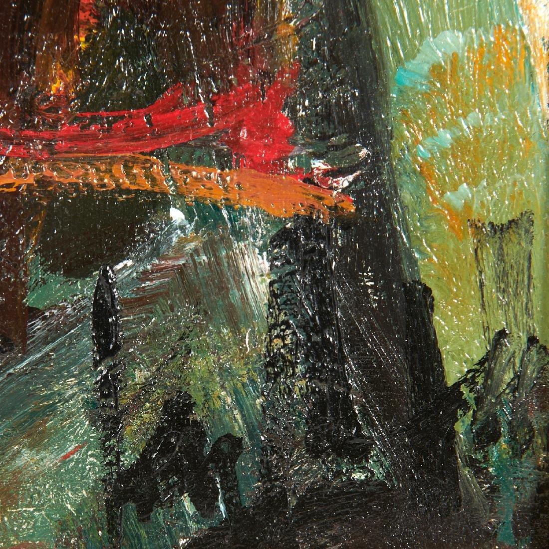 Gen Paul, painting - 5