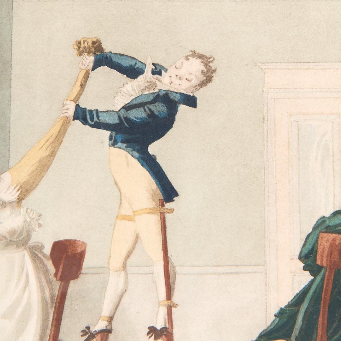Auguste-Simeon Garneray, watercolor - 3