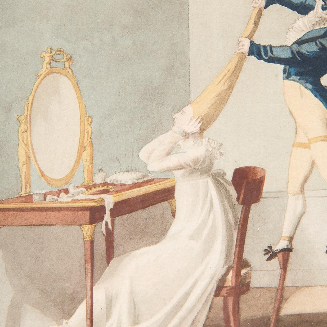Auguste-Simeon Garneray, watercolor - 4