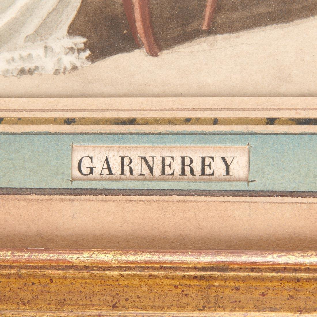 Auguste-Simeon Garneray, watercolor - 6