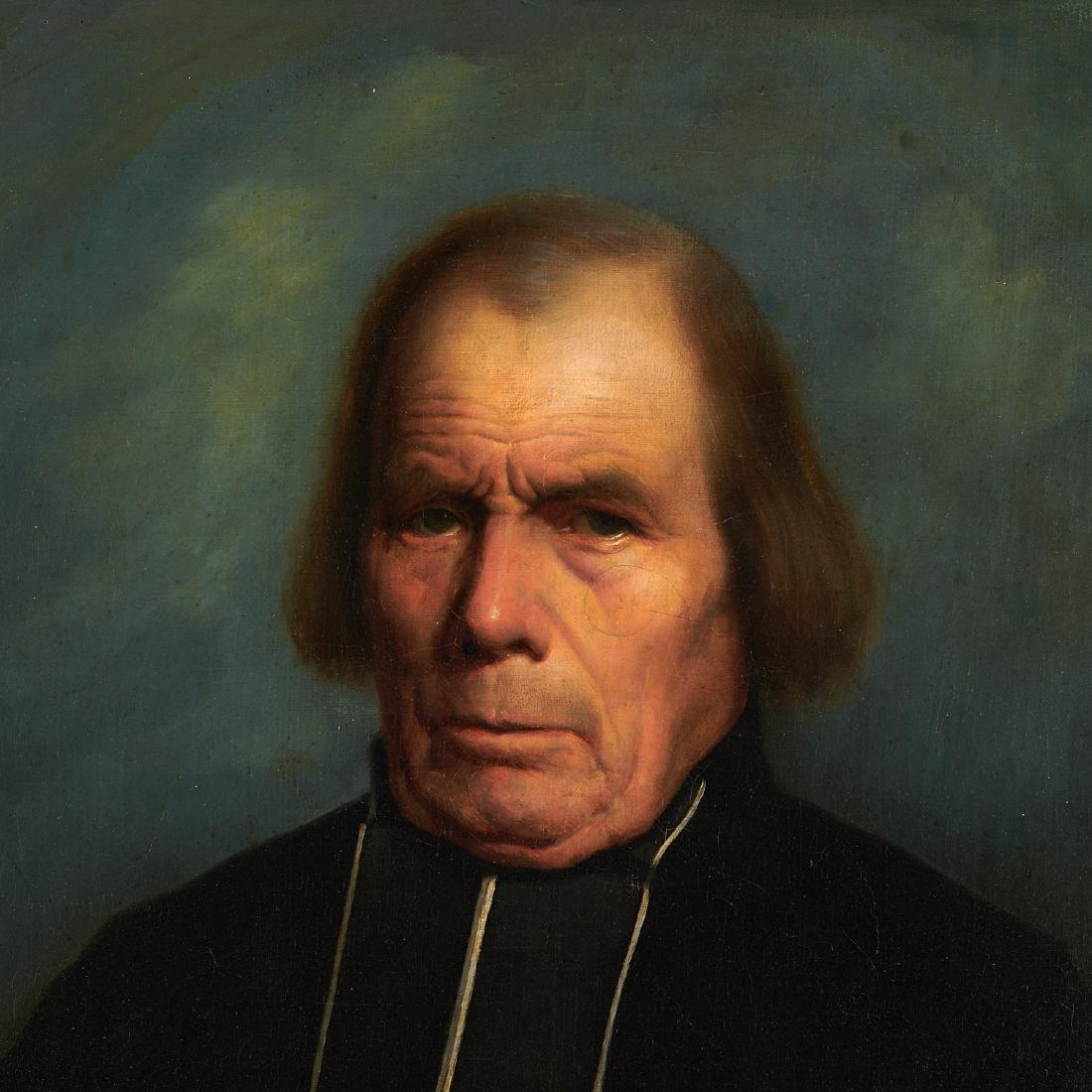 Eugene Heuze, painting - 2