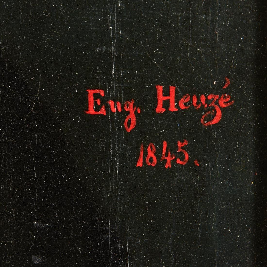 Eugene Heuze, painting - 4
