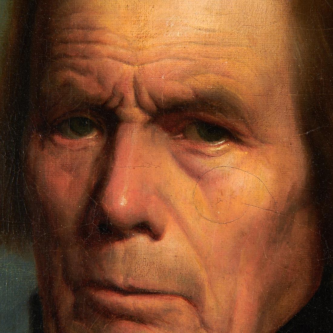 Eugene Heuze, painting - 5
