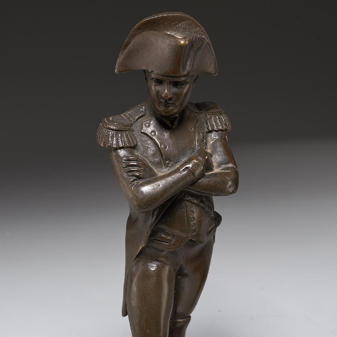 (2) Napoleon cabinet bronzes - 2