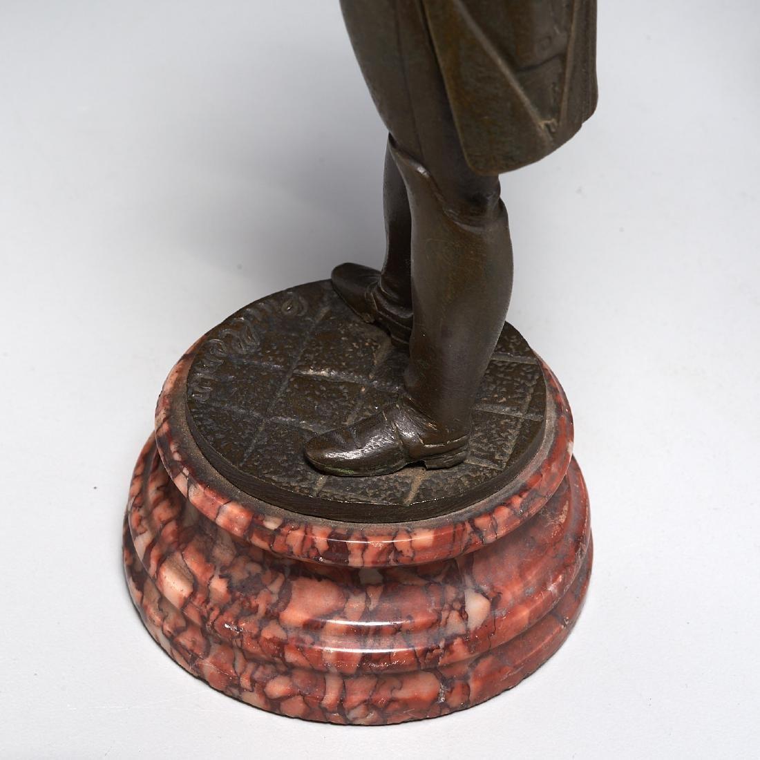 (2) Napoleon cabinet bronzes - 5
