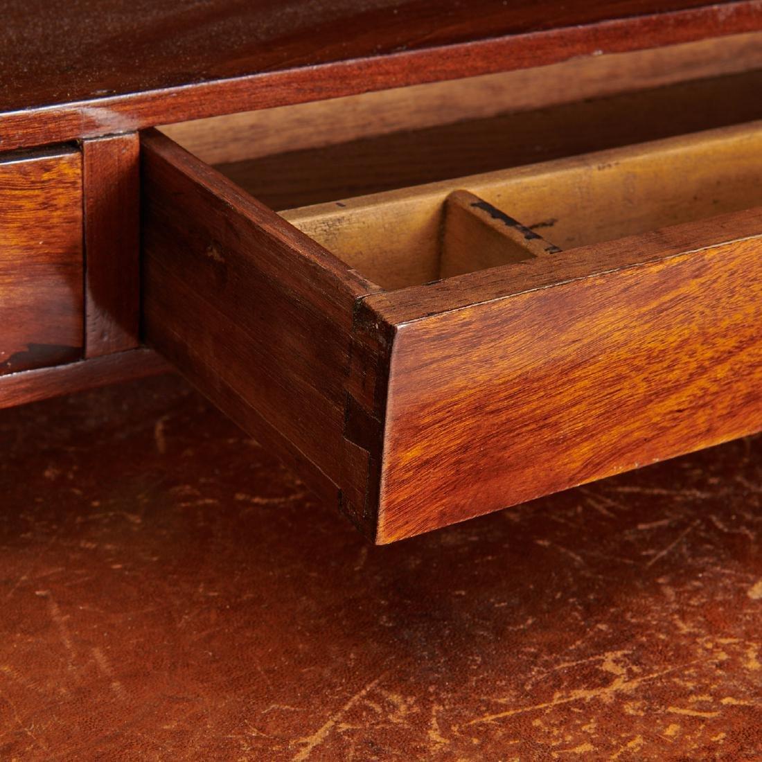 Louis XVI style bureau de cylindre - 3