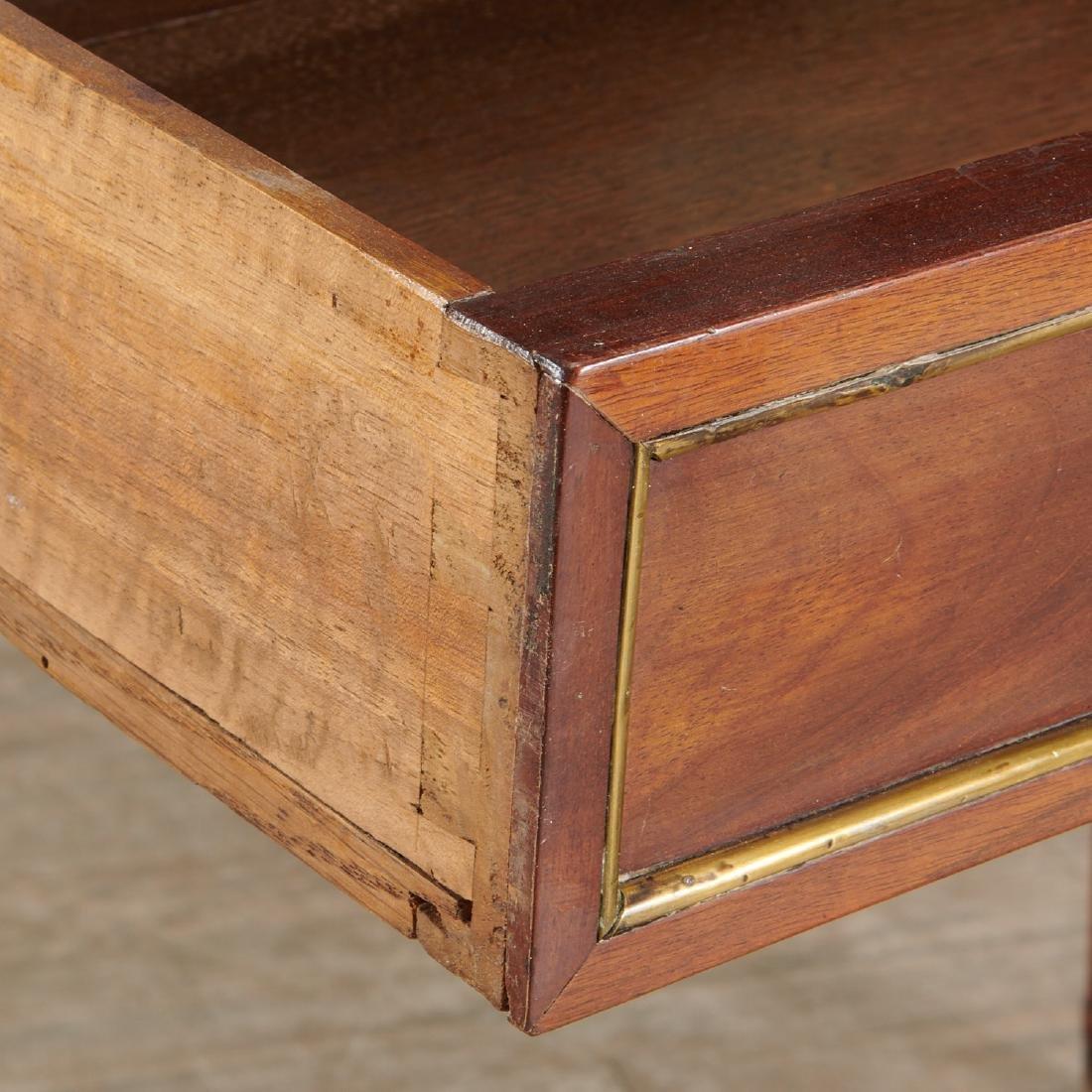 Louis XVI style bureau de cylindre - 4