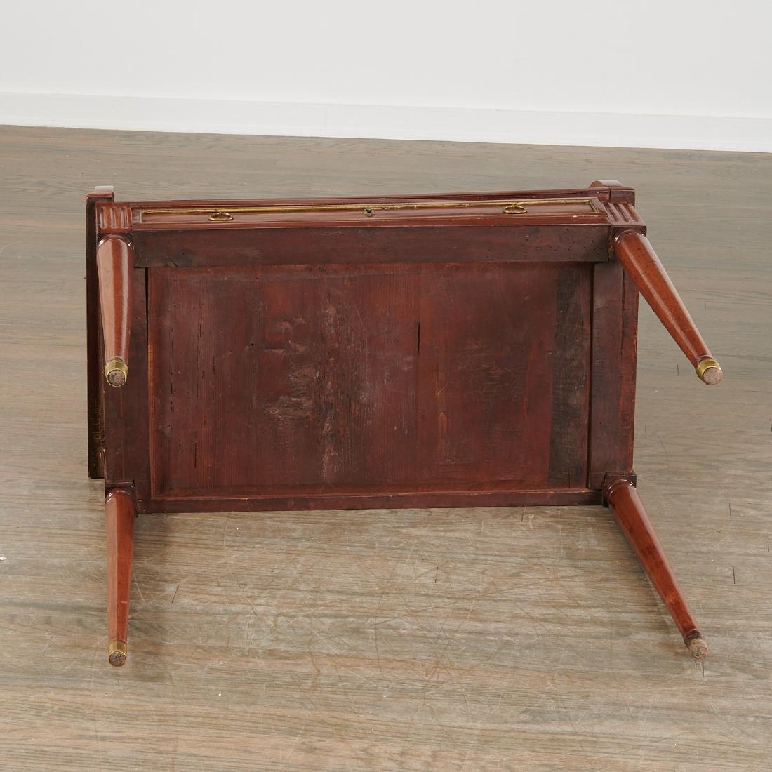Louis XVI style bureau de cylindre - 7