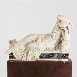 After Corneille Van Cleve, large sculpture