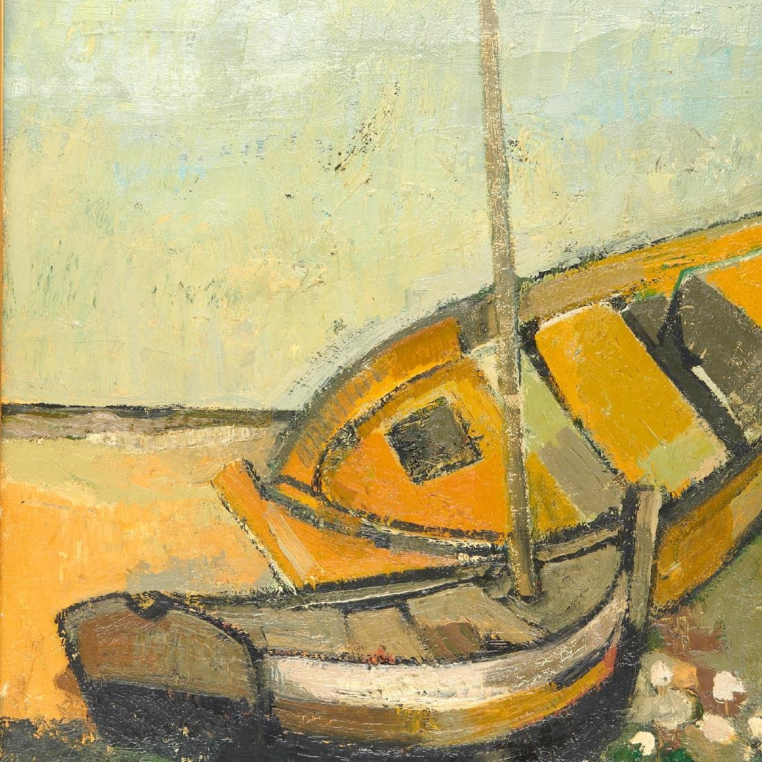 Andre Minaux, painting - 3