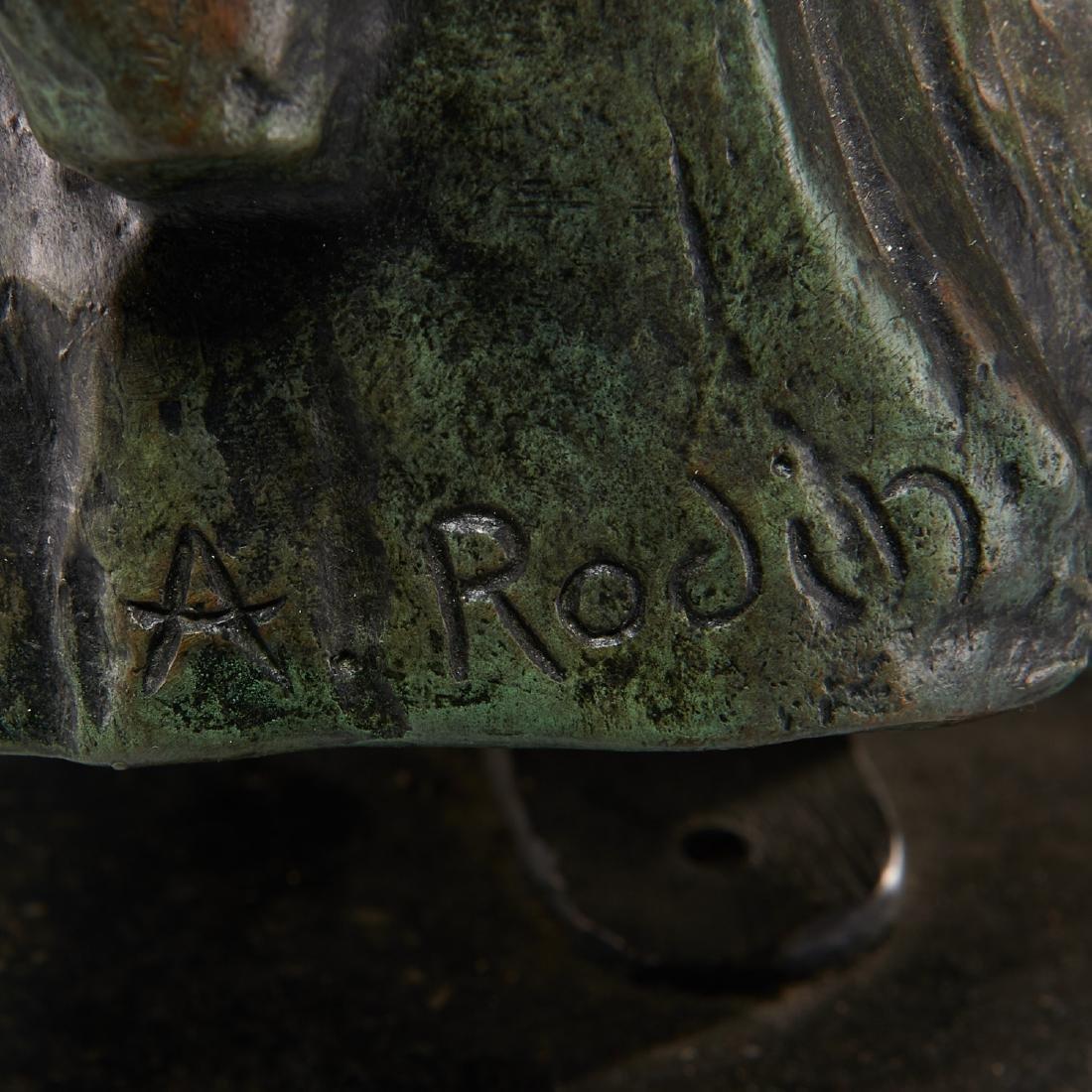 After Auguste Rodin, sculpture - 5