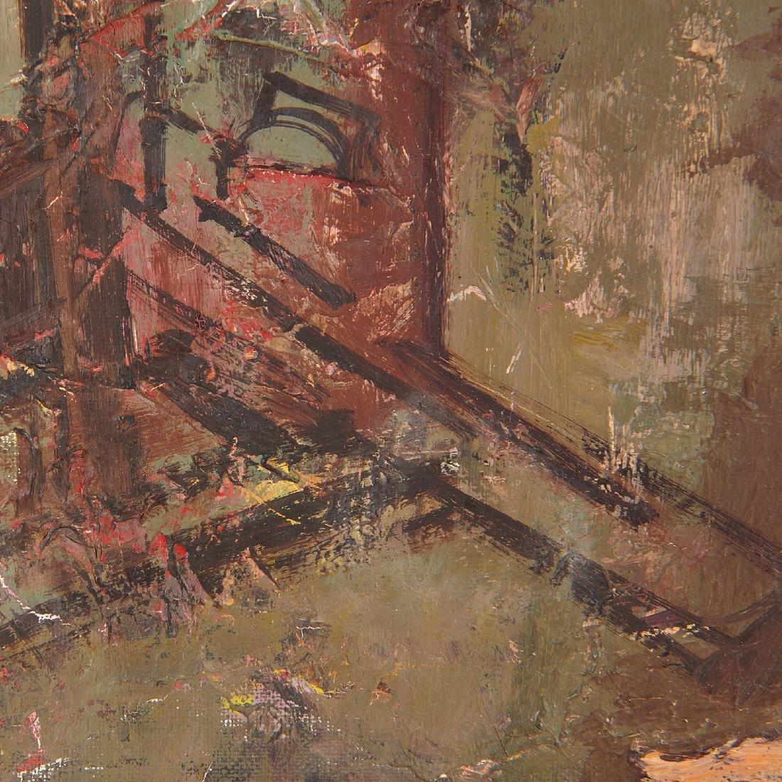 Francoise Adnet, painting - 4