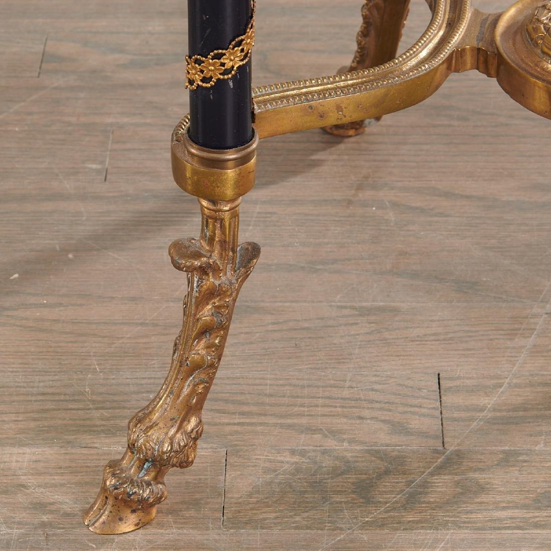 Pair Louis XVI style gueridons - 2
